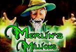 играть в игровой автомат Merlin's Millions