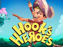 Онлайн-слот Герои Крюка в игровом клубе