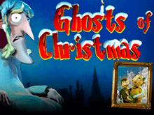 Ghosts Of Christmas – игровой онлайн аппарат от Playtech