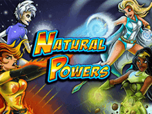 Играть бесплатно в азартную игру Силы Природы